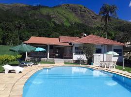 Sítio Corta Vento, hotel with pools in Teresópolis