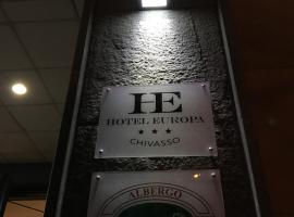 Hotel Europa, hotell i Chivasso