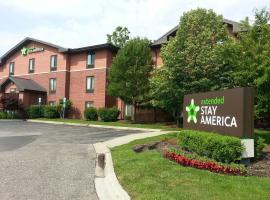 Extended Stay America - Detroit - Warren, hotel in Warren