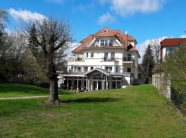 Hotel Villa Passion, Hotel in der Nähe von: Fleesensee, Malchow