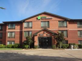 Extended Stay America - Houston - Med. Ctr. - NRG Park - Kirby, hotel in Medical Center, Houston