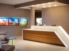 SpringHill Suites Indianapolis Downtown, boutique hotel in Indianapolis