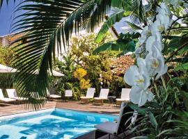 Pousada do Ouro, hotel near Paraty Wharf, Paraty