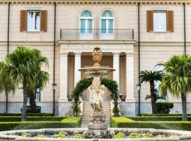 Villa Pulejo, hotel in zona Stadio San Filippo, Messina