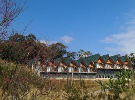 Yulan Green Roof, cabin in Datong