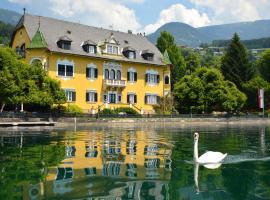 Hotel See-Villa, Hotel in Millstatt am See