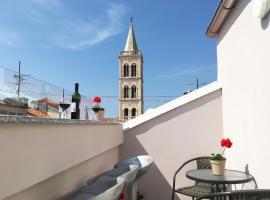 Top Center Zadar Studio Apartments, apartment in Zadar