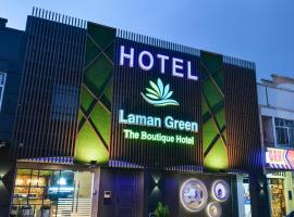 Laman Green The Boutique Hotel, hotel near Sultan Abdul Aziz Shah Airport - SZB,