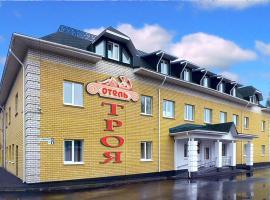 Hotel Troya, hótel í Kostroma