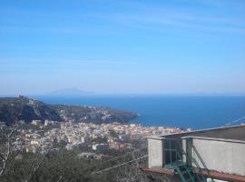 B&B L'Arcobaleno, bed & breakfast a Sorrento