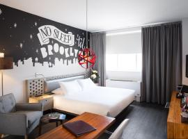 NU Hotel, budget hotel in Brooklyn