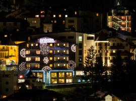 Hotel Solaria, hotel with jacuzzis in Ischgl