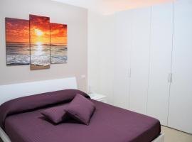 Costa del Sole, villa in Marina di Camerota