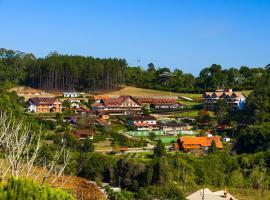 Pousada dos Pinhos, accessible hotel in Pedra Azul