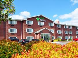 Extended Stay America Suites - Hartford - Farmington, hotel en Farmington