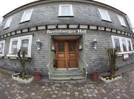 Berleburger Hof, Hotel in Bad Berleburg