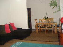 Apartamento Dr. Muricy, apartment in Curitiba