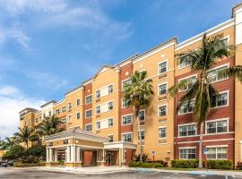 Extended Stay America - Miami - Airport - Doral - 25th Street, hotel in Doral, Miami