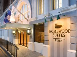 Homewood Suites by Hilton Hartford Downtown, hotel v destinaci Hartford