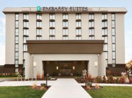 Embassy Suites by Hilton Bloomington/Minneapolis, hotel in Bloomington