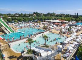 Camping Lido, glamping site in Lazise