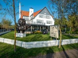 Lebeau Hotel, hotel in Knokke-Heist