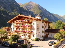 Oberlechtaler Hof Boutique Hotel, hotel in Holzgau