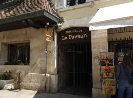 Le Pavean, hotel in Beaune
