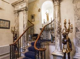 Grosvenor Villa, pet-friendly hotel in Bath