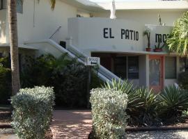 El Patio Motel, motel in Key West
