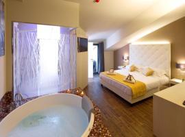 Hotel Terre Dei Salici, hotell i Caramagna Piemonte