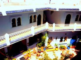 Dar Omar Khayam, hotel en Tánger
