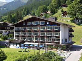 Hotel Restaurant Alpina, hotel in Grindelwald