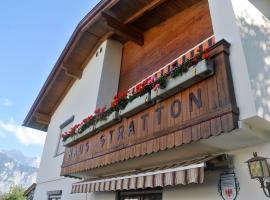 Haus Stratton, Ferienwohnung in Innsbruck