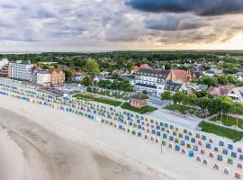Kurhaus Hotel, Hotel in der Nähe von: Sportboothafen, Wyk auf Föhr