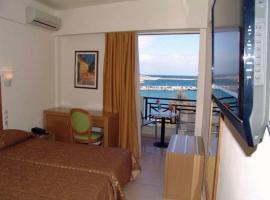 Itanos, accessible hotel in Sitia