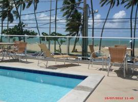 Apartamento na Orla do Cabo Branco, hotel near SESC Joao Pessoa, João Pessoa