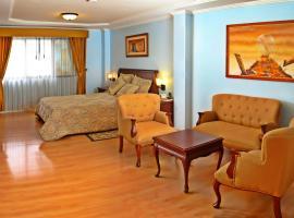 Hotel Yanuncay, hotel em Cuenca