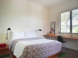 Hotel San Jose, McKinney Falls State Park, Austin, hótel í nágrenninu