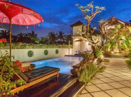Solo Villas & Retreat, hotel in Ubud