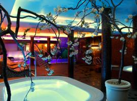 Lavendel Spa Hotel, отель в Таллине
