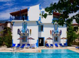 Dove Apart Hotel, apartment in Fethiye