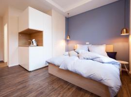 Ferienwohnungen Ludgerushof, hotel in Bocholt