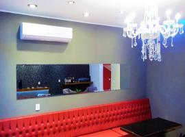 Kitek Hotel Boutique, отель в городе Мендоса