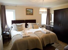 The Waterfront Boutique Hotel, hotel in Stanley