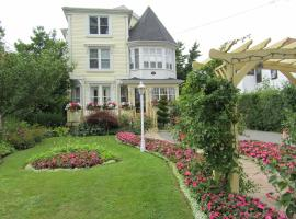 Bedham Hall B&B, hotel boutique en Niagara Falls