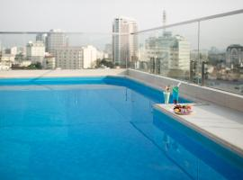 The Light Hotel, hotel with pools in Hanoi