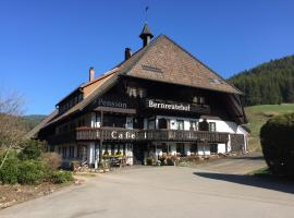 Cafe Bernreutehof, inn in Vöhrenbach
