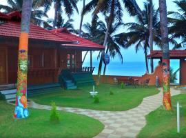 Black Beach Resort, accessible hotel in Varkala