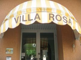 Hotel Villa Rosa, hotel in Grado